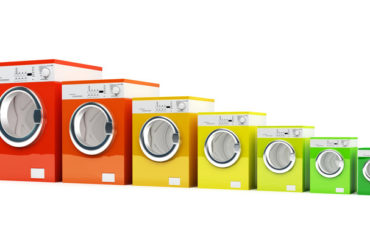 Energy efficiency washing machines