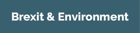 Brexit & Environment