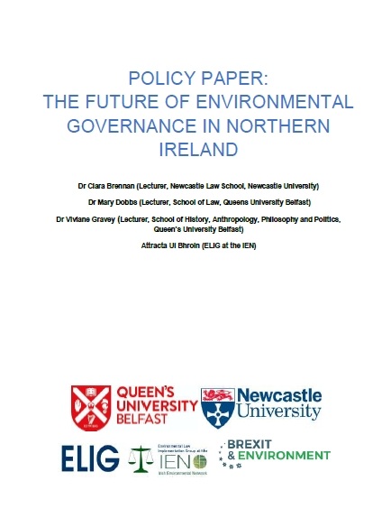 Cover of Policy Paper